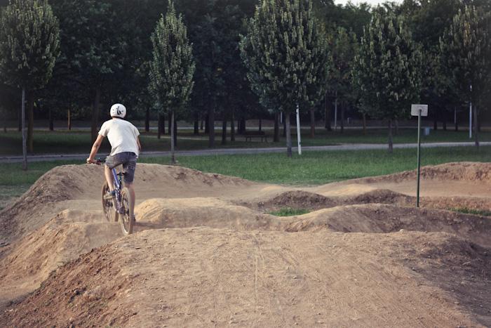 bike park carugate